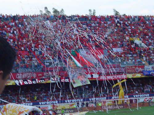 Club Deportivo Tiburones Rojos de Veracruz Futbol Supporters and Fans