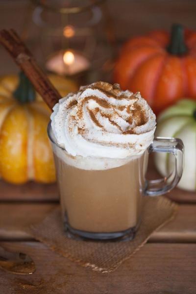Pumpkin Spiced Latte - Tummy Revolution