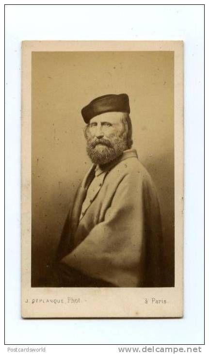Giuseppe Garibaldi #garibaldi #italy #poncho