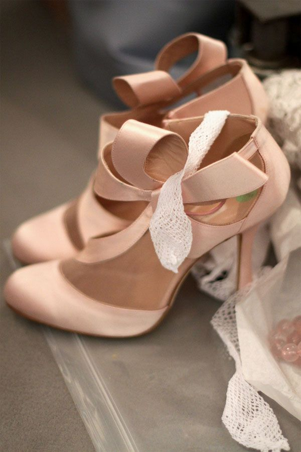 Chaussures de mariée ! #Mariage #Wedding #Shoes                                                                                                                                                                                 Plus