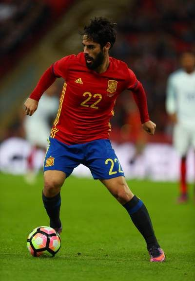 Spain gave Spurs a lesson so did Isco