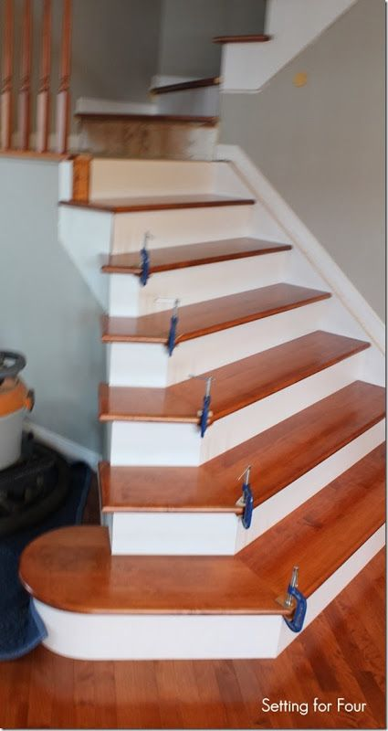 Best How To Makeover Your Stairs Find A Good Pro Tips To Replace Carpet And Install Hardwood 400 x 300