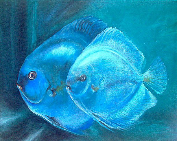 J. Vincent Scarpace, Artist.  Original Abstract Fish Art / Painting. For sale  (artist@ipaintfish.com).  Visit: www.ipaintfish.com  View thousands more, here:  www.facebook.com/scarpace (Fb friendship requests welcome).