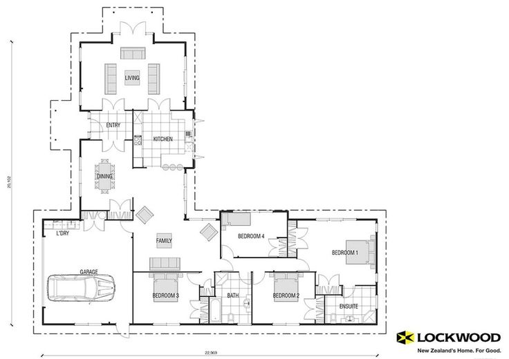 17 best images about new zealand floor plans on pinterest for Floor plans new zealand