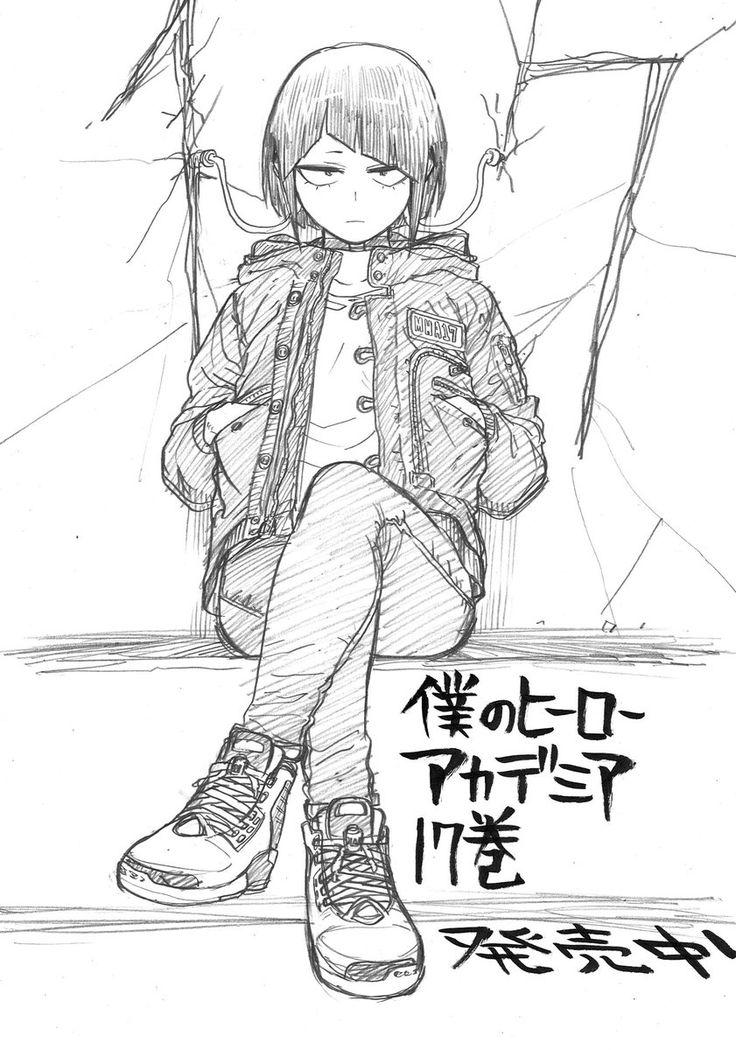 Characters Kyouka Jirou Kaminari Denki