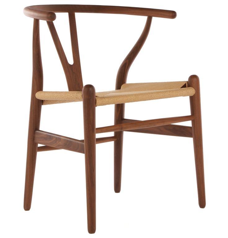 The Matt Blatt Replica Hans Wegner Wishbone Chair Walnut/Maple/Oak - PREMIUM - Matt Blatt