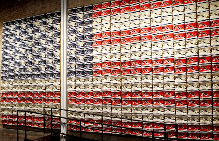 Converse's NYC SoHo Store  conversesoho1.jpg  Image from: http://www.coolhunting.com/design/converse-soho.php?utm_source=feedburner_medium=feed_campaign=Feed%3A+ch+%28Cool+Hunting%29