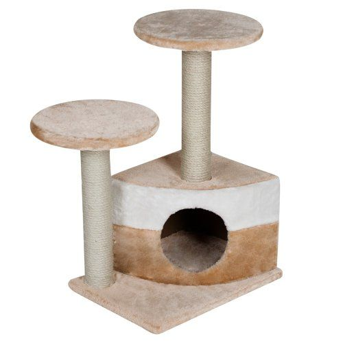 Rascador para gatos Tommy – color beige