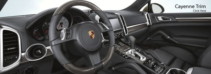 Porsche parts and accessories for the new 2011 to 2014 Cayenne models. The latest porsche parts & accessories, including carbon fiber and wood dash trim