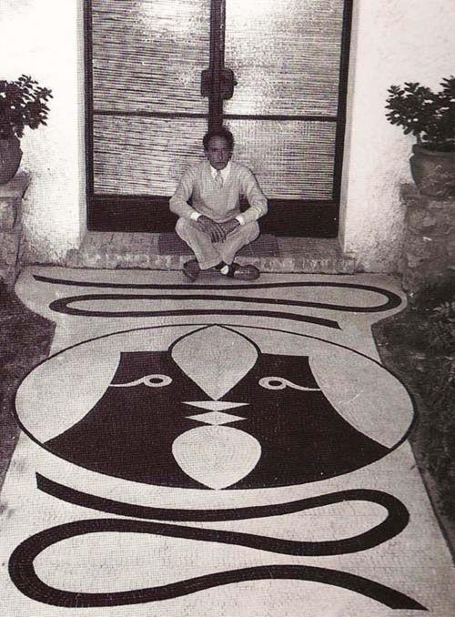 Jean Cocteau Villa Santo Sopir