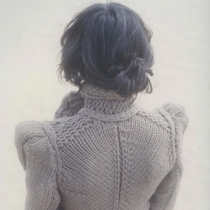 Knitted gorgeousness by PUGNAT/WUNDERKIND!!!