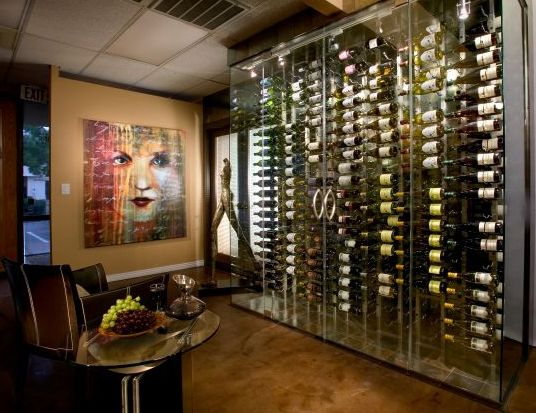 innovative wine cellar designs offers luxe home storage - Home Wine Cellar Design Ideas