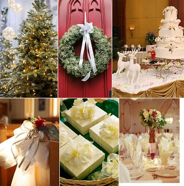 Winter Themed Christmas Decorations: 36 Best Christmas Wedding Theme Inspiration Images On