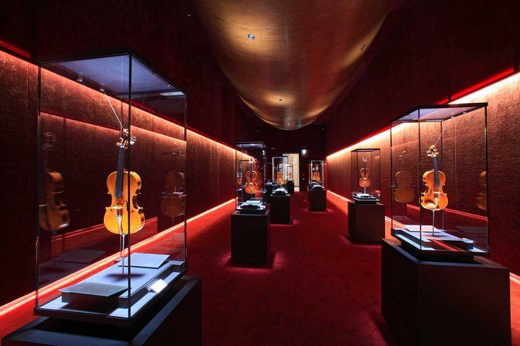 The New Cremona Violin Museum