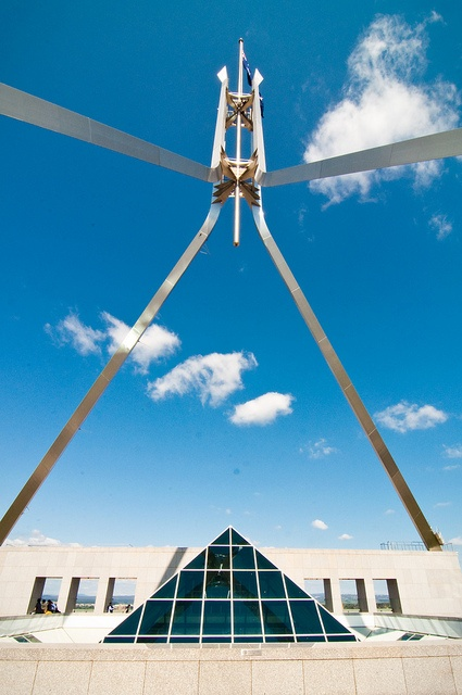 Australian Parliament House - Canberra. Does any one know of any Gluten Free Places in Canberra?