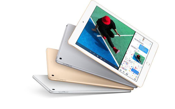 Apple prezintă noul iPad 9,7-inci, ca înlocuitor al modelului iPad Air