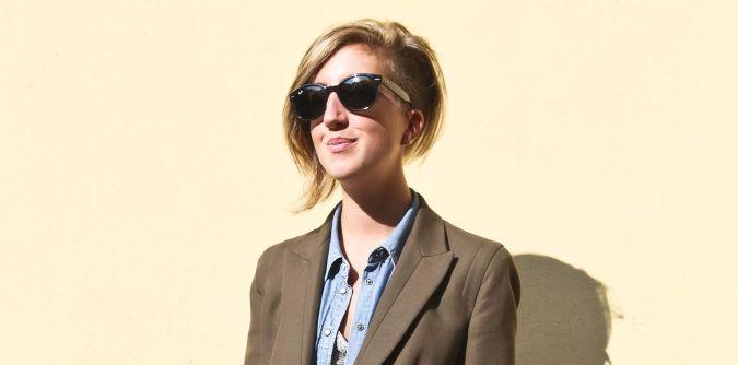 Stéphanie, 27 ans : « Me prendre pour une punk avec un côté rasé ! »