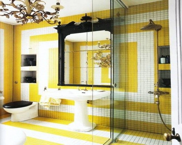Yellow Bathroom Rug Sets   Timlewisstudio