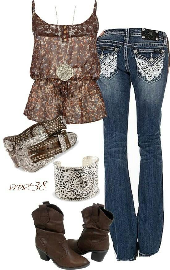 332 best modern cowgirl fashion images on pinterest
