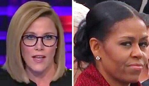 S.E. Cupp, a Never Trumper, trashed Michelle Obama for shaming women who didn't vote for Crooked Hillary Clinton.