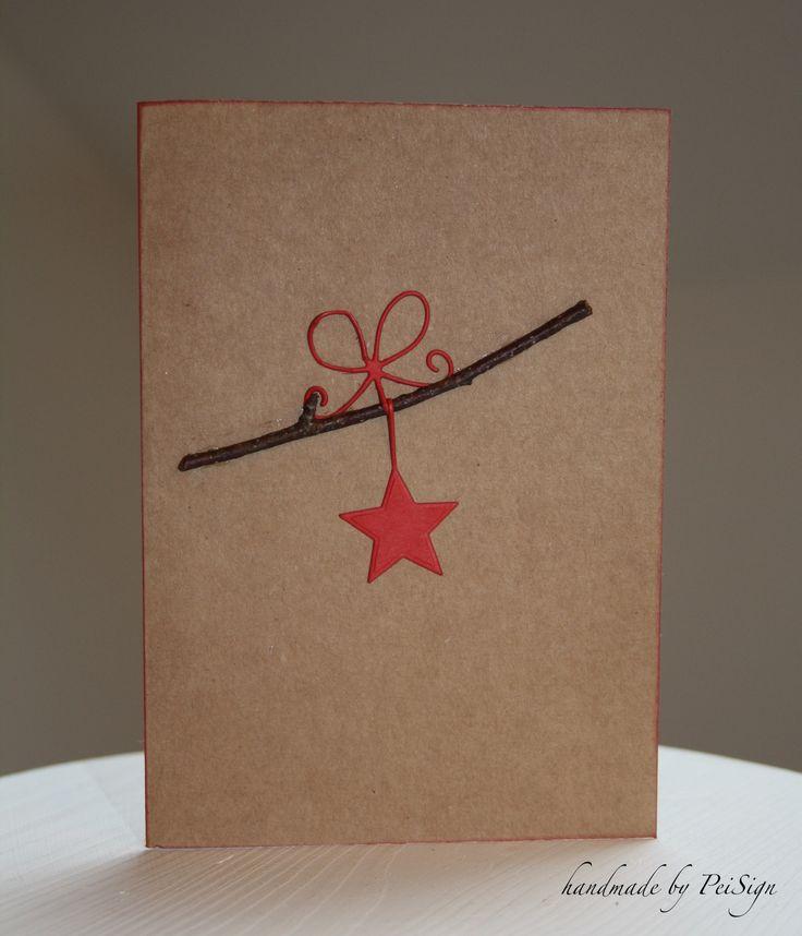 *PeiSign* Christmas Card, A6
