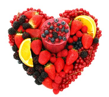 fruit definition heart fruit
