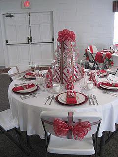 My Christmas Tea table decor                                                                                                                                                                                 More
