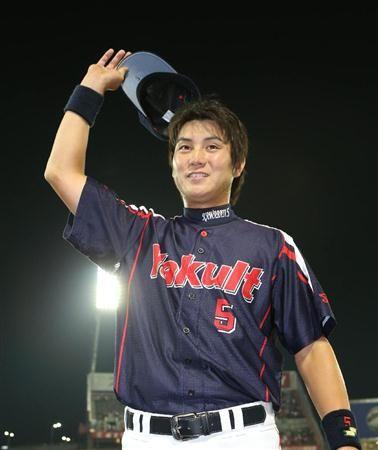 Shingo Kawabata (Tokyo Yakult Swallows)
