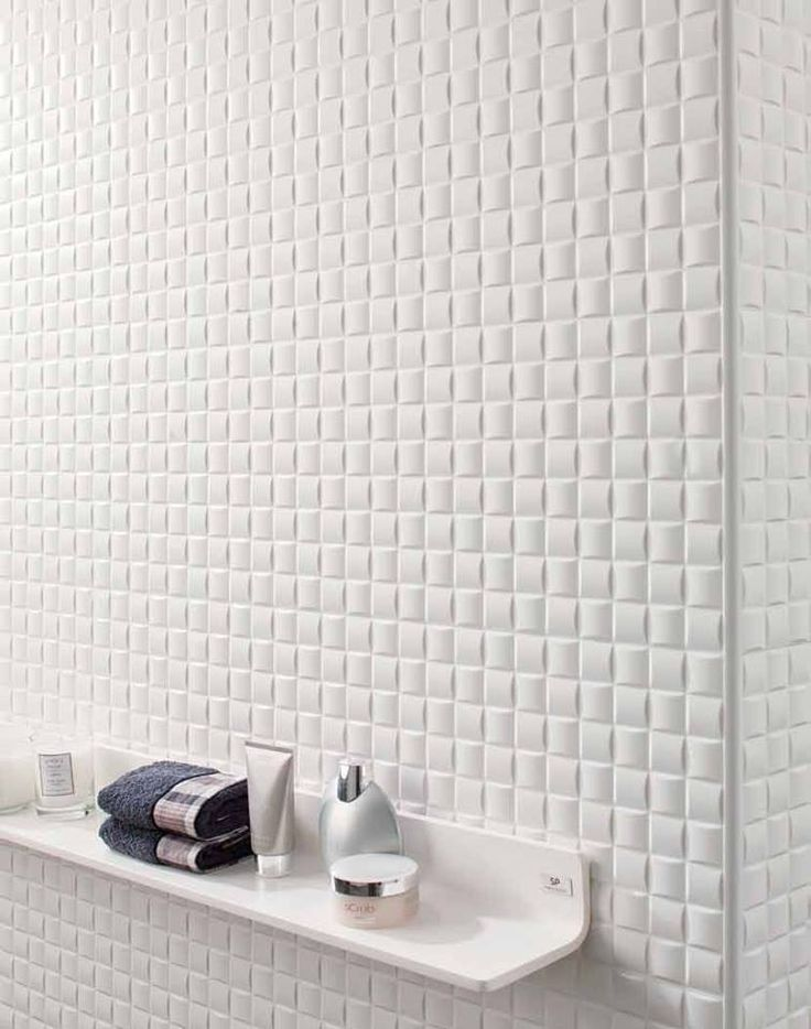 Porcelanosa is here and available exclusively through Tile Warehouse! Featured opposite is Oxo Mosaico Blanco. For further information, check out our website www.tilewarehouse.co.nz.