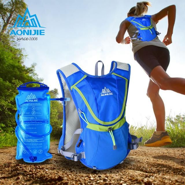 Relojes Y Joyas Enthusiastic Aonijie Running Hydration Bicycle Bike Sports Waist Bag Pack Sport Bags Waterproof Running Bags For Men Women Gym Pocket
