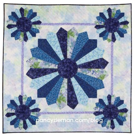Sew Super Size Quilts Easily with Tips and Techniques on Sewing With Nancy hosted by Nancy Zieman