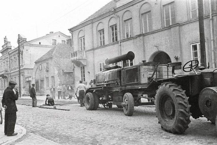 Zdjęcie numer 56 w galerii - Jak kiedyś wyglądał Białystok? Unikalne zdjęcia Antoniego Zdrodowskiego