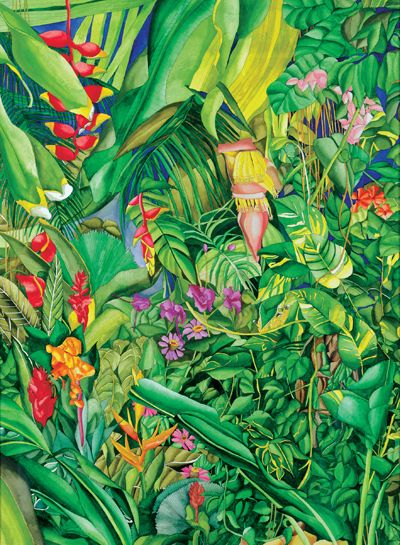 100 best tropical fabric images on pinterest tropical for Childrens jungle print fabric