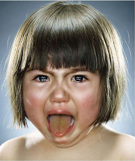 Плачущие дети от Джилл Гринберг