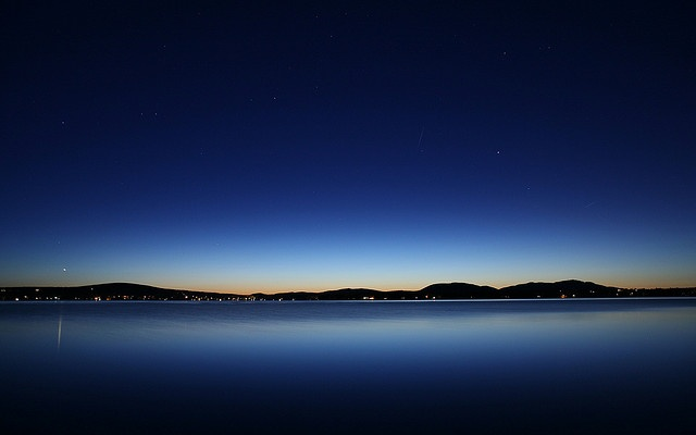 Lac Brome / Brome Lake by meantux, via Flickr