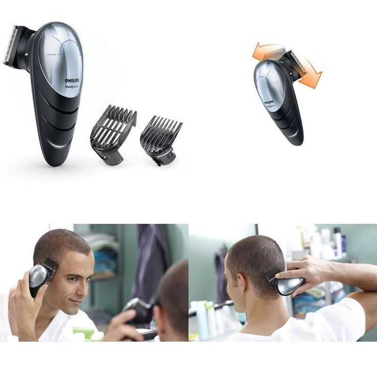 Mejores 11 imgenes de hair clippers trimmers en pinterest philips do it yourself hair clipper with 180 degree rotating head for easy reach solutioingenieria Choice Image