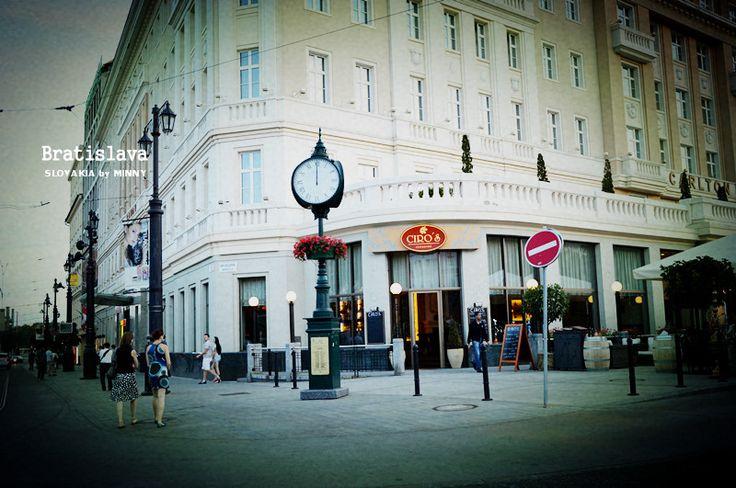 Hotel Calton Bratislava ,Slovakia