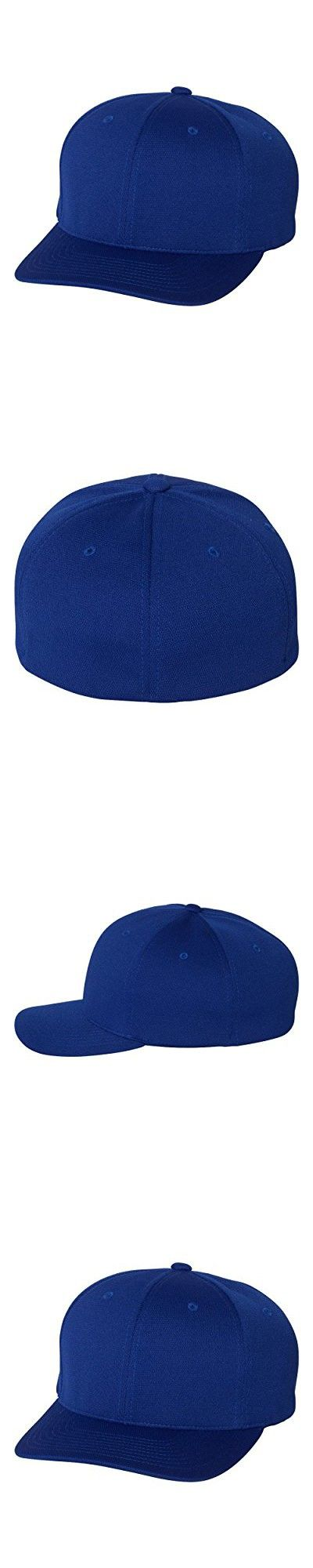 Yupoong 6597 Cool and Dry Sport Cap - Royal - 'S/M