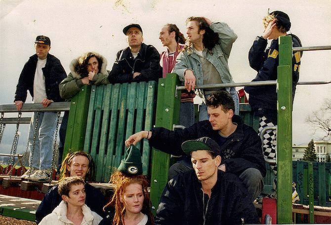 72 Hour Party People: l'histoire du gang qui a organisé les meilleures raves d'Angleterre | VICE | France