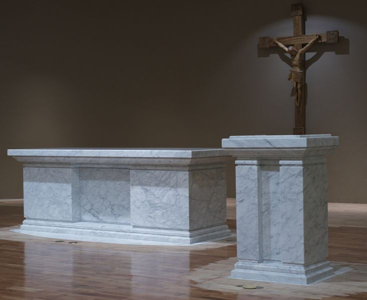 marble altars inside the catholic church - Google Search
