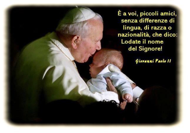 Preghiera a Maria per la Vita - san Giovanni Paolo II, papa - leggoerifletto