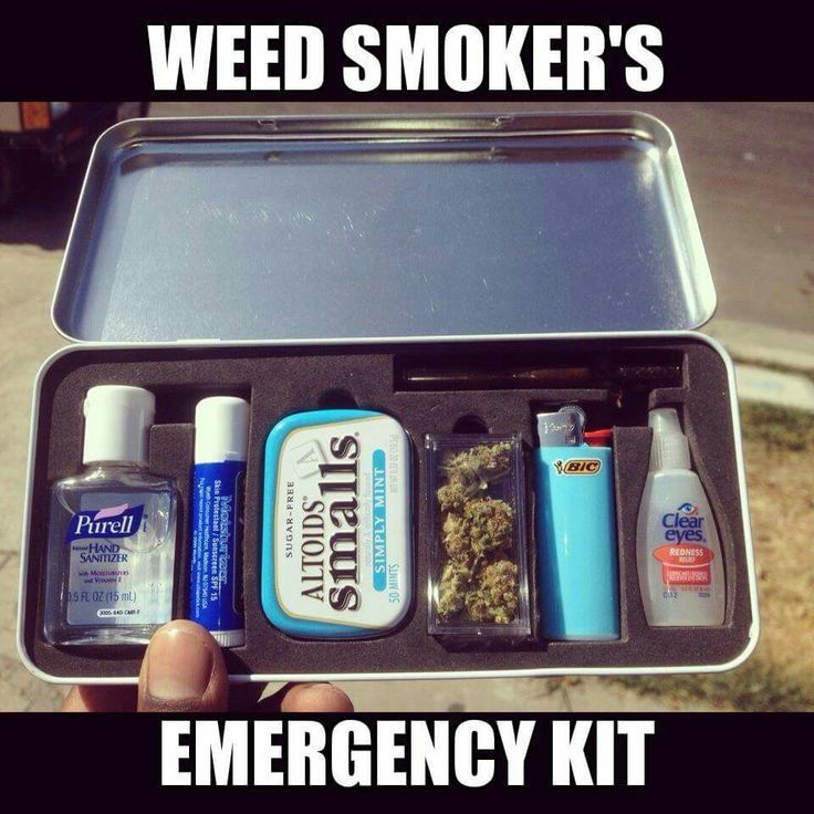 4:20 Weed emergency kit... - Humor Addicted