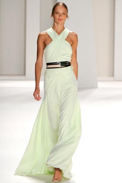 Carolina Herrera.   Spring Summer 2012