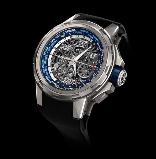 Richard Mille - RM 63-02 World Timer | New watches | WorldTempus