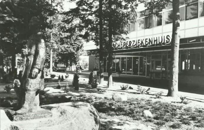 Scheper ziekenhuis Emmen... jaren 70?