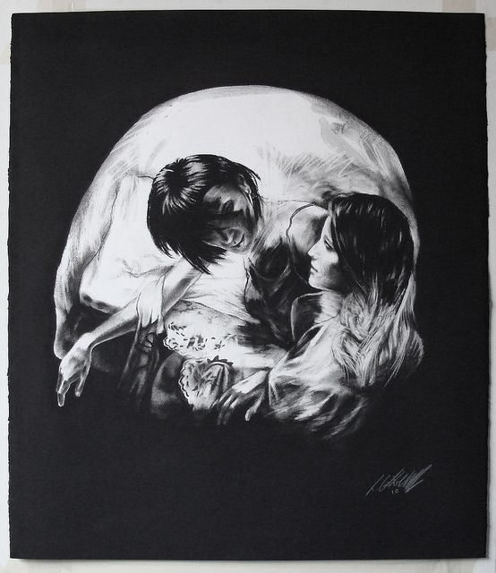 Skull Optical Illusion