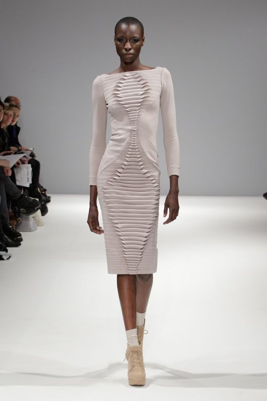 knit Grandeur: Georgia Hardinge A/W 2011-12