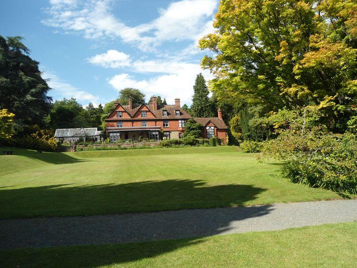 King's Croft Gardens, Kington.