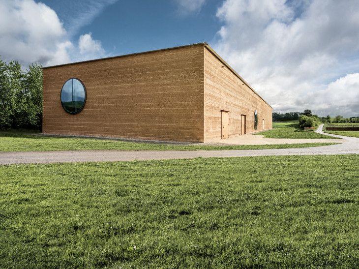 Costruire in terra cruda: il Ricola Herb Center | Campesato | Serramenti in Legno e Legno/Alluminio | Padova