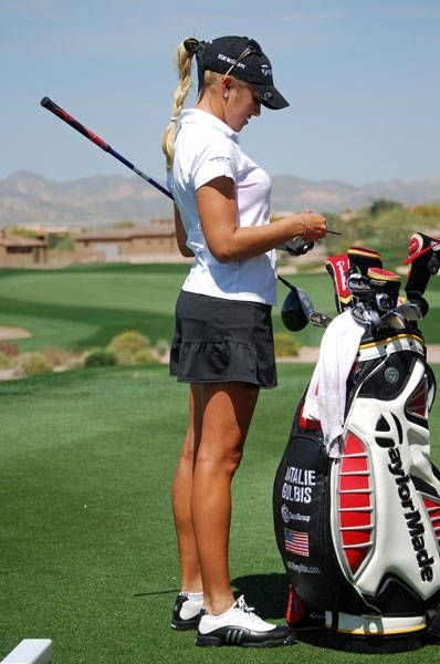 Women of Golf–Natalie Gulbis